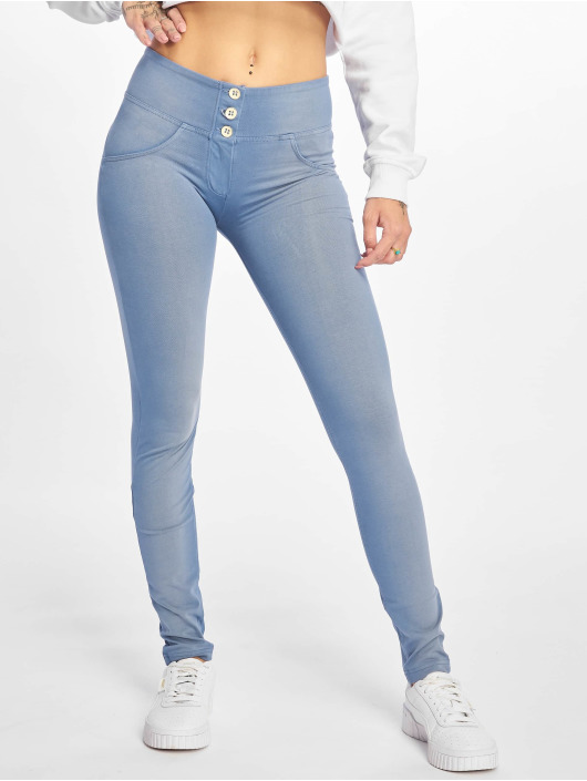 Freddy Skinny Jeans Medium Waist blue