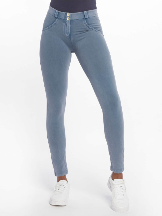 Freddy Skinny Jeans Regular Waist blue