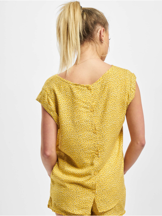 Fresh Made Blouse/Tunic Allover yellow