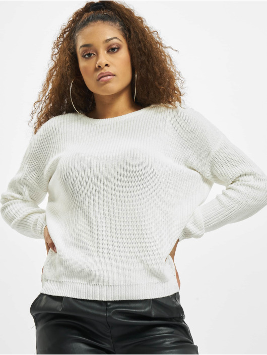Fresh Made Pullover Jannah white