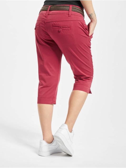Fresh Made Short Belt Capri red
