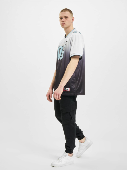 Fubu T-Shirt Corporate Grad. Football Jersey white