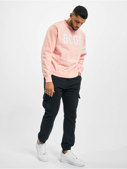 GCDS Pullover Logo pink