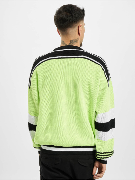 GCDS Pullover Neon yellow
