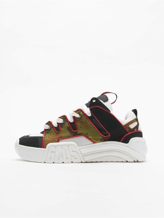 GCDS Sneakers Hoop camouflage