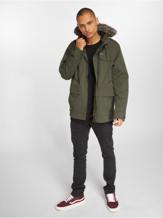 Globe Winter Jacket Goodstock Thermal olive