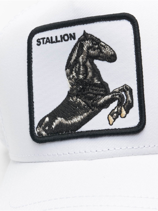 Goorin Bros. Trucker Cap Stallion white