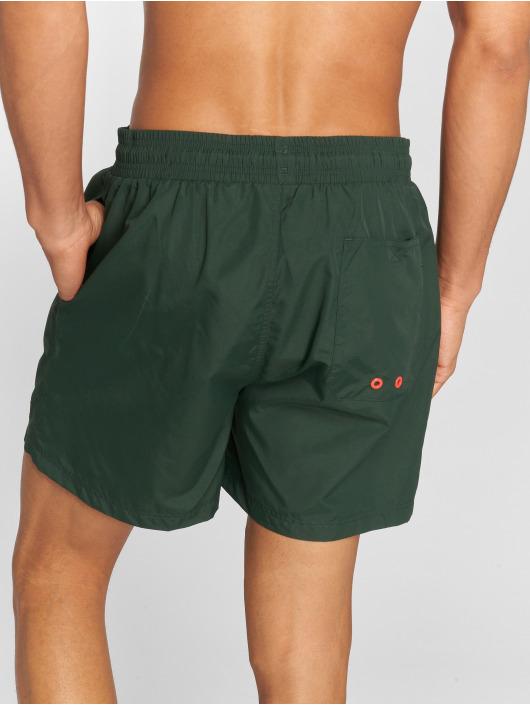 Grimey Wear Badeshorts Heritage green