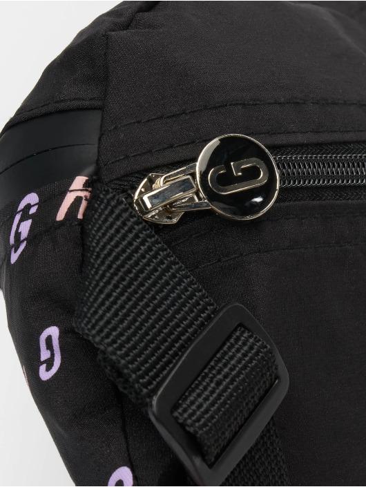 Grimey Wear Bag Steamy black