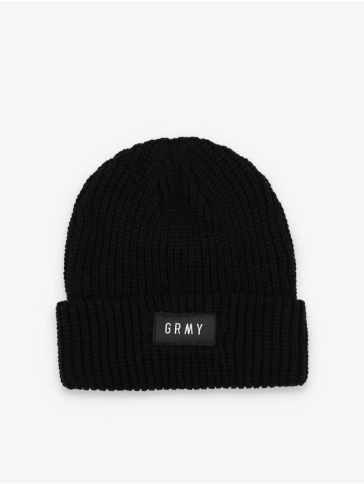 Grimey Wear Hat-1 Flying Saucer black