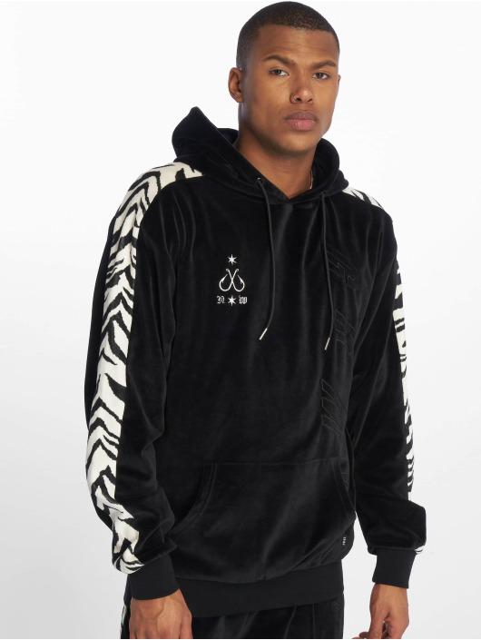Grimey Wear Hoodie Natos Y Waor black