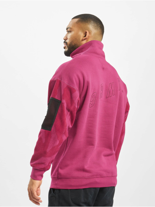Grimey Wear Pullover Mysterious Vibes purple