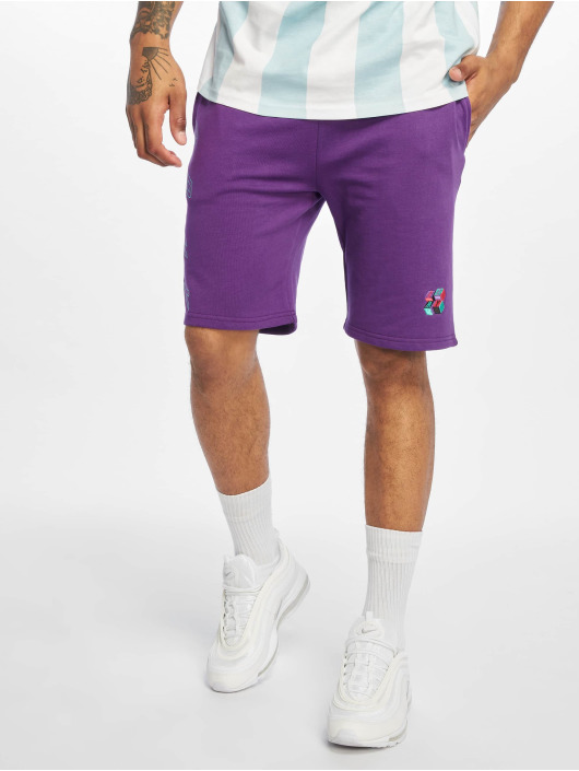 Grimey Wear Short Brick purple