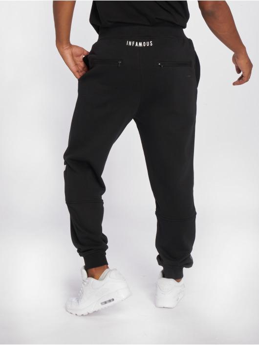 Grimey Wear Sweat Pant Infamous Heritage black