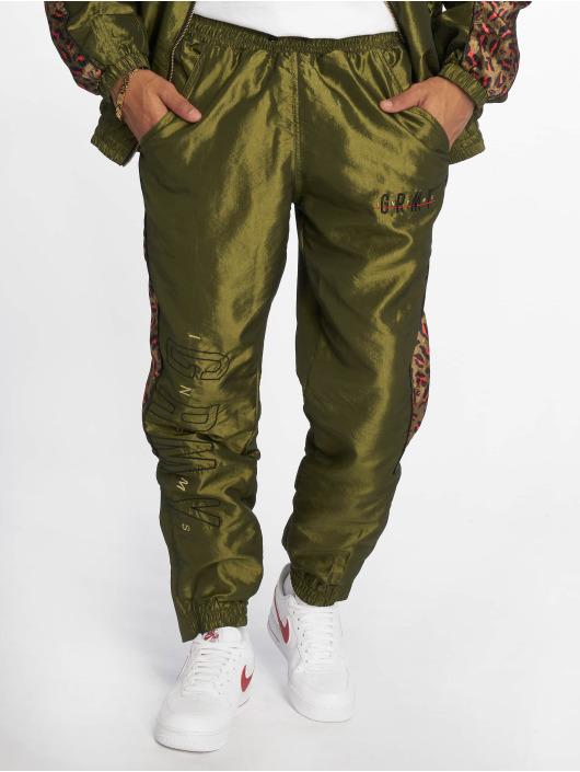 Grimey Wear Sweat Pant Midnight green
