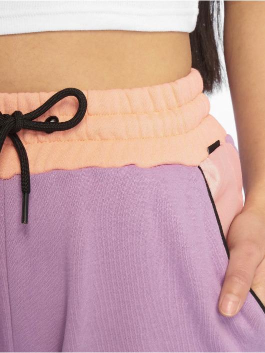 Grimey Wear Sweat Pant Steamy Blacktop purple