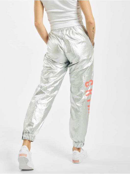 Grimey Wear Sweat Pant Planete Noire silver