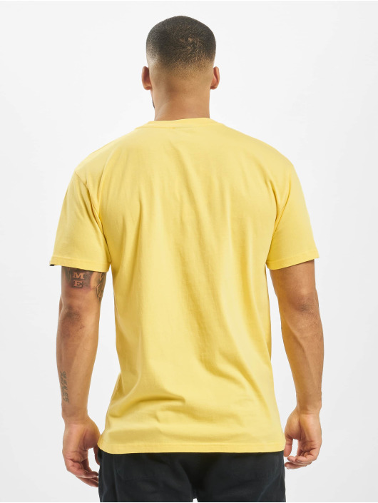 Grimey Wear T-Shirt Flying Saucer yellow