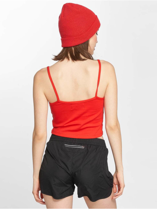 Grimey Wear Top Ashe red