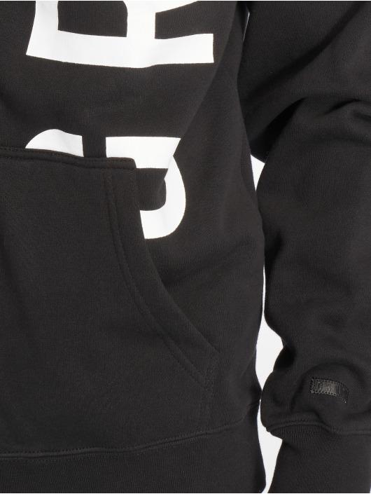 Grimey Wear Zip Hoodie Heritage Infamous black