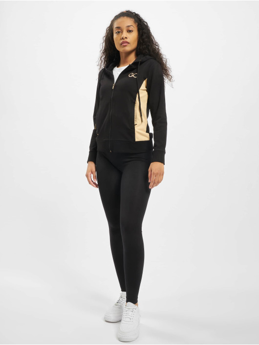 GymCodes Lightweight Jacket Lady Zip black