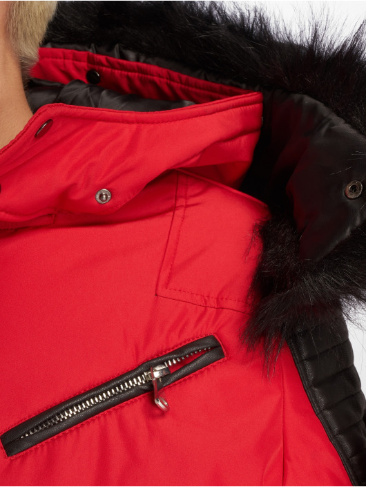 Hechbone Parka Trello red