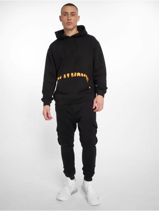 Helal Money Hoodie Pockets Full black