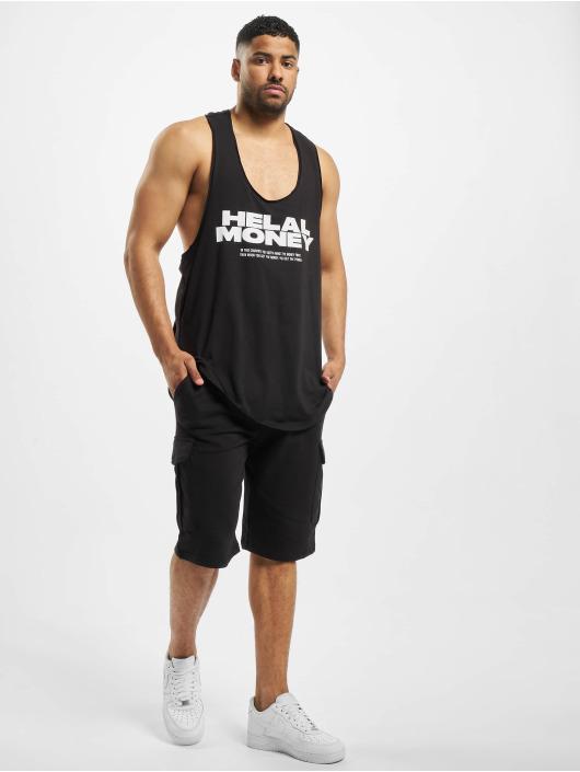 Helal Money Tank Tops Money First black