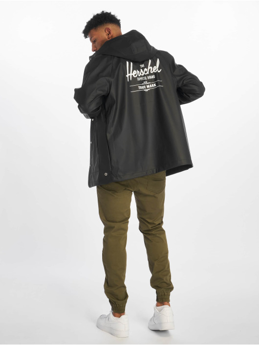 Herschel Lightweight Jacket Classic Rain black