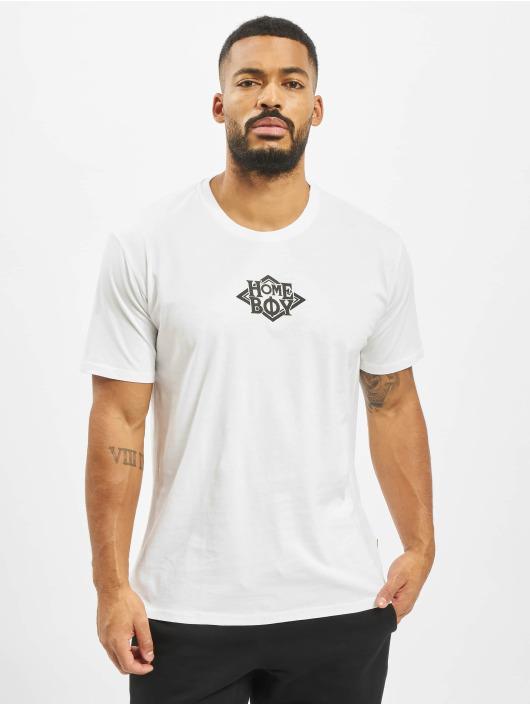 Homeboy T-Shirt Homie white