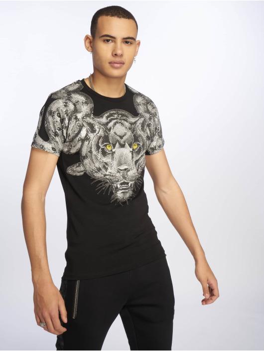 Horspist T-Shirt Baguera black