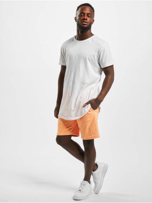 HUF Short Clayton orange