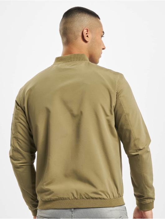 Jack & Jones Bomber jacket jjeRush Noos olive