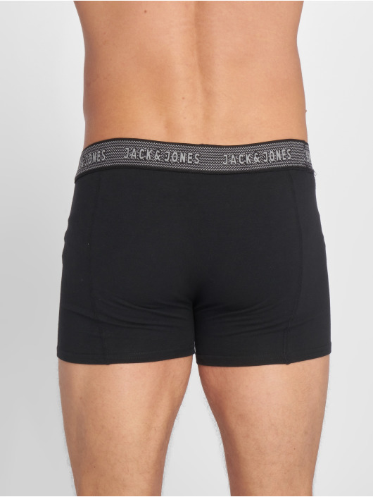 Jack & Jones Boxer Short jacWaistband 3-Pack gray