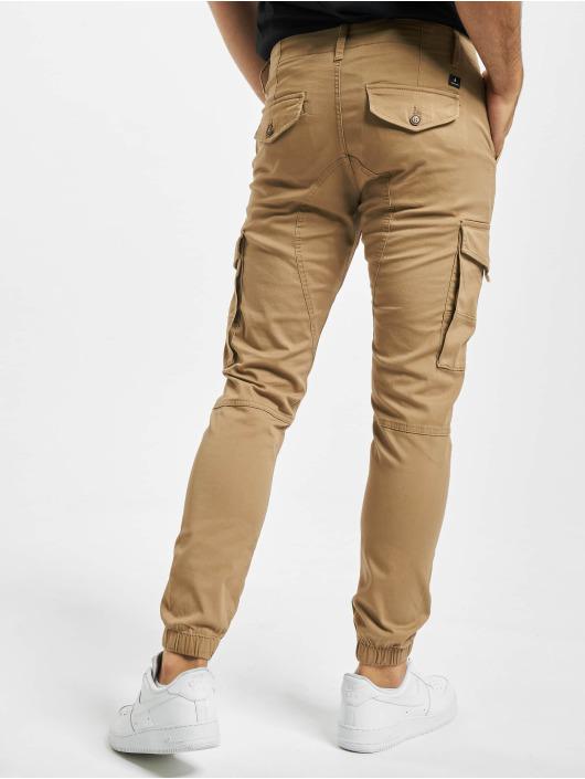 Jack & Jones Cargo pants jjiPaul jjFlake Akm 542 Kelp Sts beige