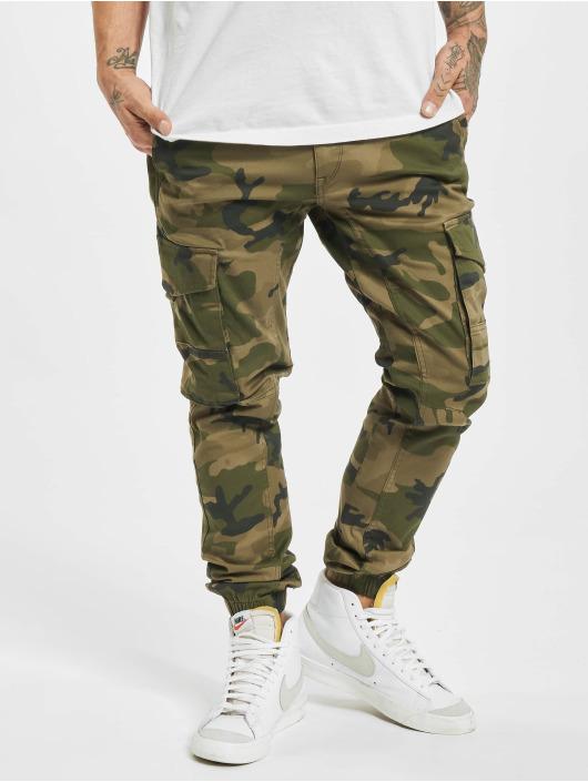Jack & Jones Cargo pants Jack & Jones jjiPaul jjFlake Akm 1075 camouflage