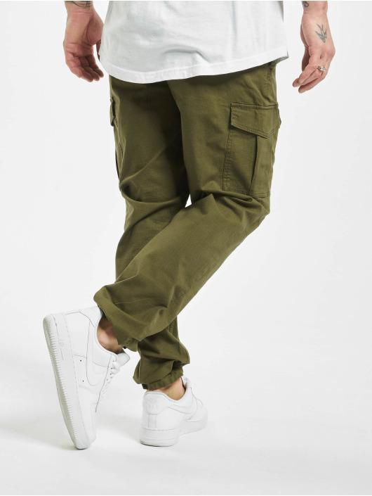 Jack & Jones Cargo pants jjiRob Jjalfa olive
