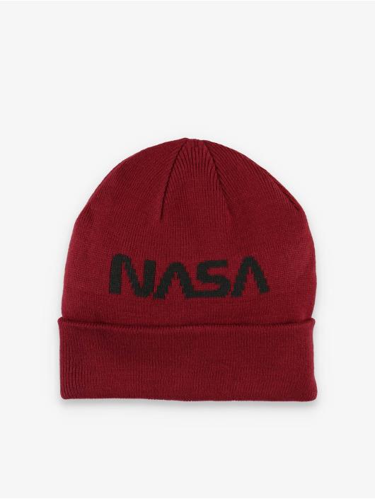Jack & Jones Hat-1 jacNasa red