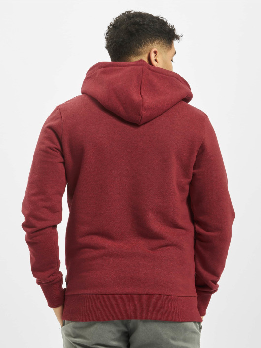 Jack & Jones Hoodie jprTravis Blu. Sweat red