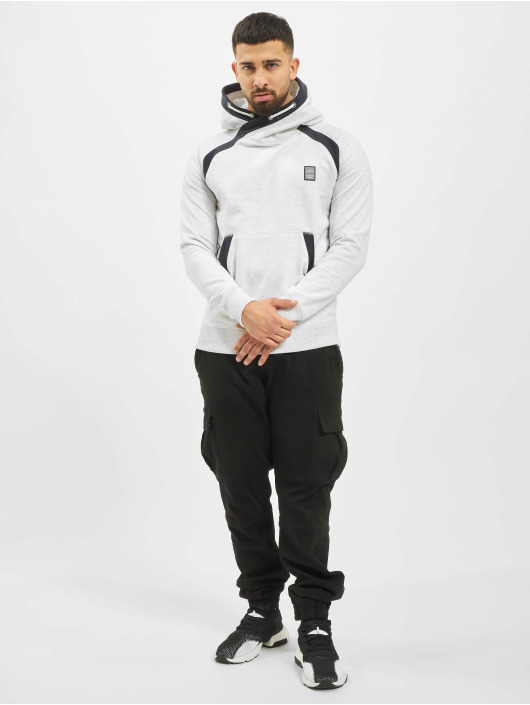 Jack & Jones Hoodie jorChris Cross Over white