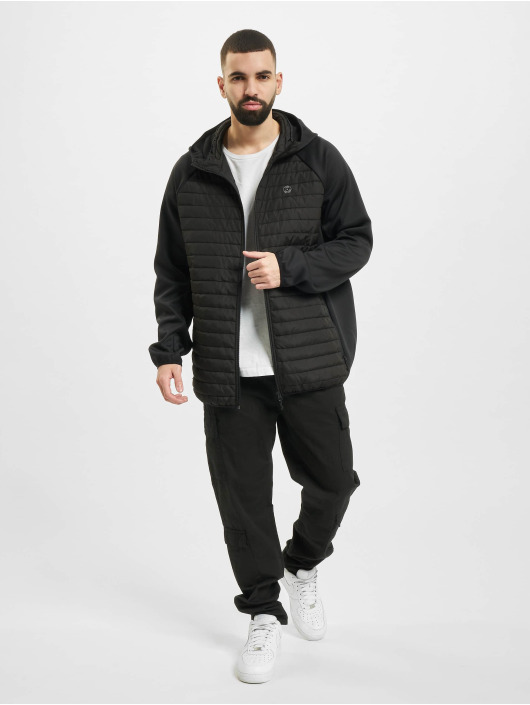 Jack & Jones Lightweight Jacket jjeMulti black
