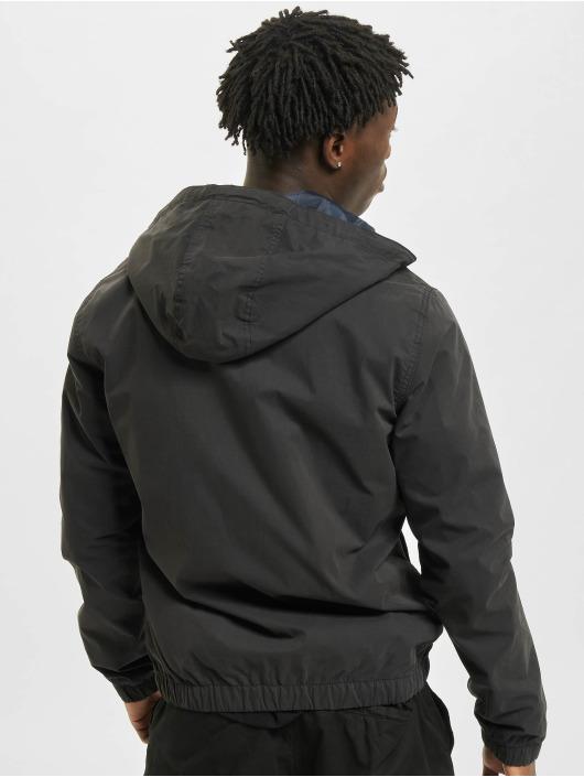 Jack & Jones Lightweight Jacket jjcRamer Cotton black