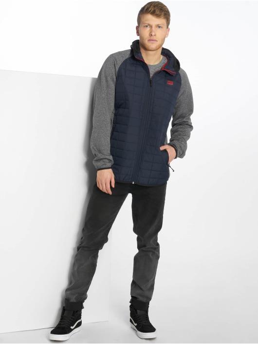 Jack & Jones Lightweight Jacket jjtMulti Quilted blue
