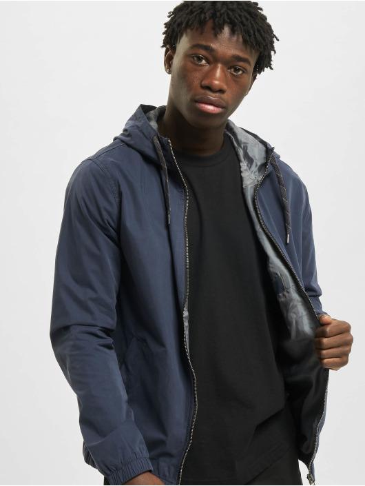 Jack & Jones Lightweight Jacket jjcRamer Cotton blue