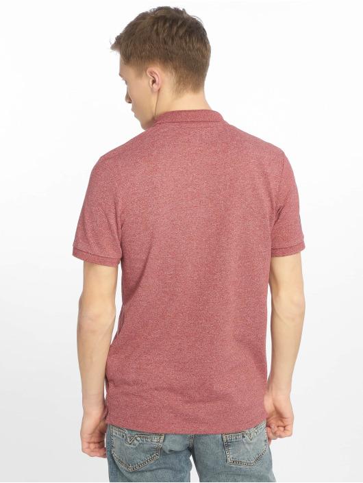 Jack & Jones Poloshirt jjeJeans red