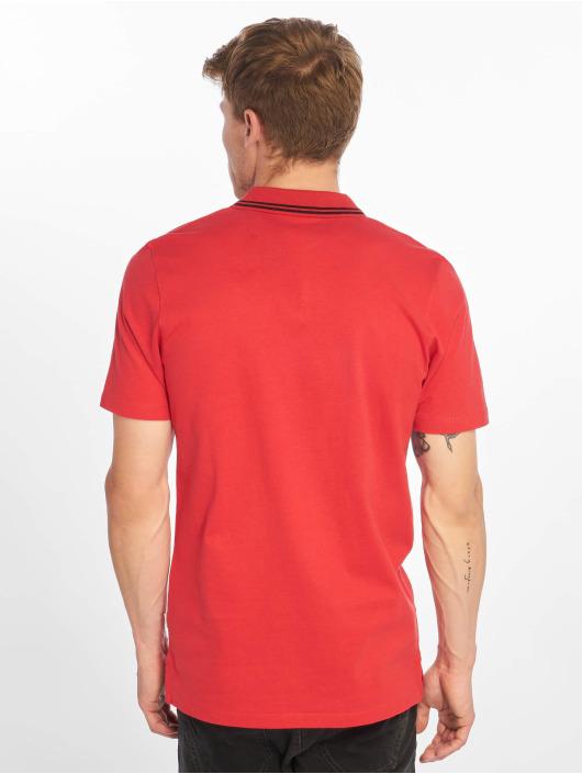 Jack & Jones Poloshirt jcoTrue red