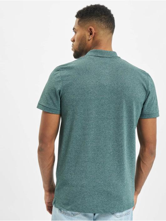 Jack & Jones Poloshirt jorMelange turquoise