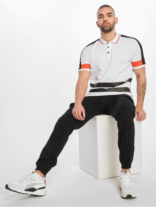 Jack & Jones Poloshirt jcoSparrow white
