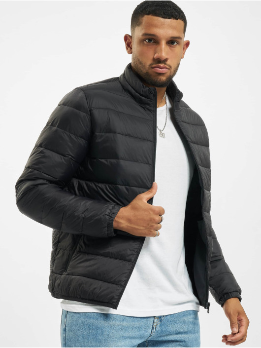 Jack & Jones Puffer Jacket jjeMagic black
