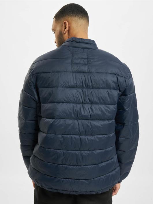 Jack & Jones Puffer Jacket jjeMagic Collar Noos blue